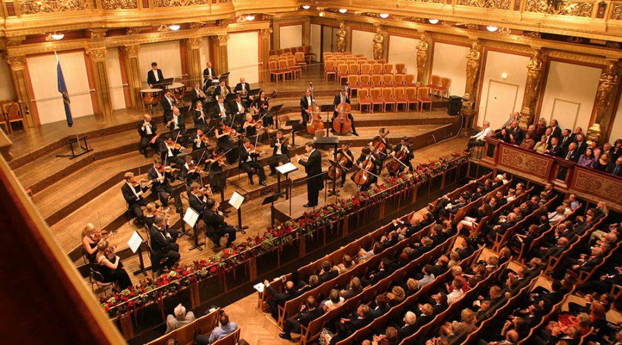 Ambassade Orchester Wien - Musikverein